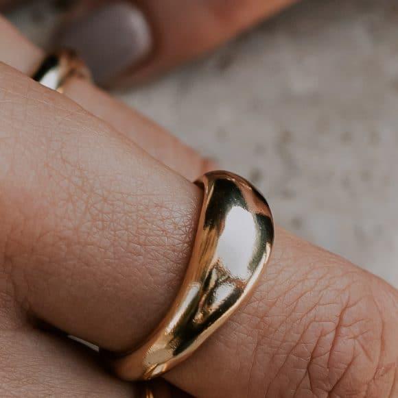 טבעת Paula